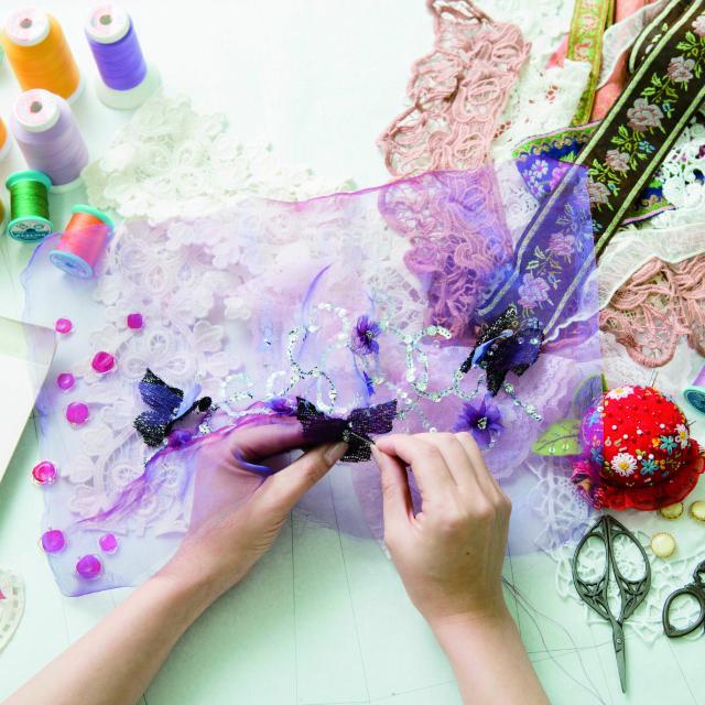 小井手ファッションビューティ専門学校 体験授業で好きな事を確かめよう♪<ファッション系>※1日参加3