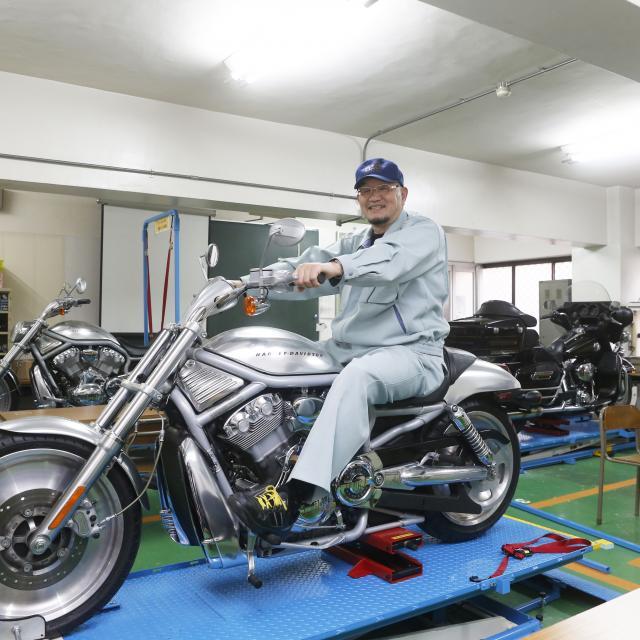 大阪自動車整備専門学校 夏休み特別企画!!サマースクールを開催★3