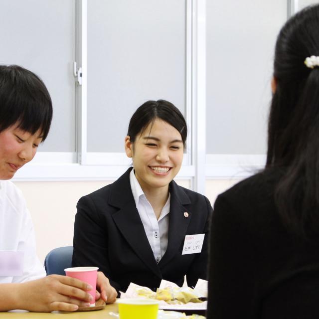 福島医療専門学校 歯科衛生士科 オープンキャンパス4