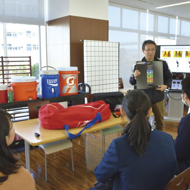 東京有明医療大学 保健医療学部オープンキャンパス1