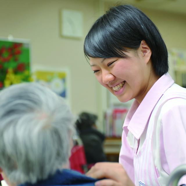 2017学校見学会!【介護福祉学科】