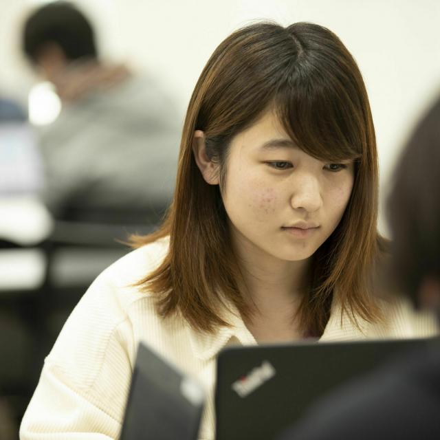 国際理工情報デザイン専門学校 【学校見学会】対象:情報システム科1