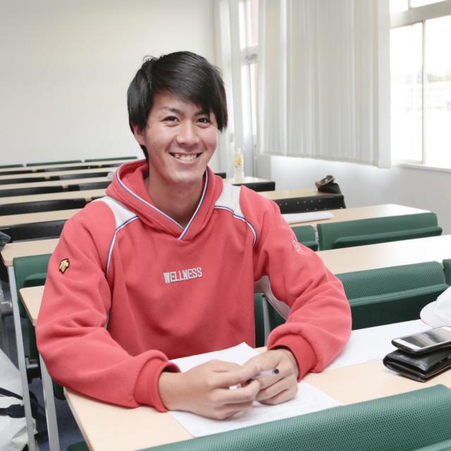 日本ウェルネススポーツ大学 オープンキャンパス3