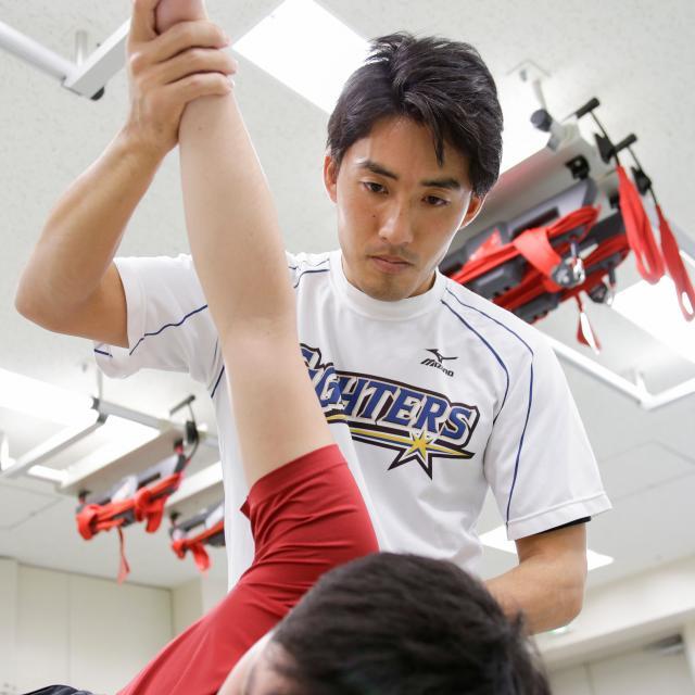 スポーツ選手を支える仕事をしよう!~理学療法士の仕事~