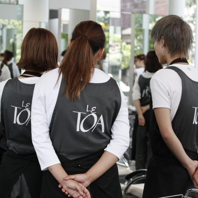 ル・トーア東亜美容専門学校 早期オープンキャンパス2