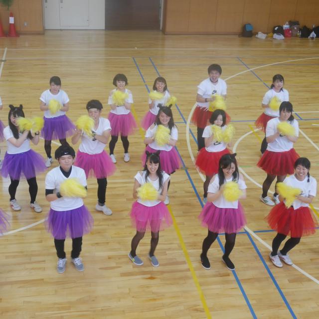 大阪健康ほいく専門学校 新・イベント!ダンスショー 開幕!!1