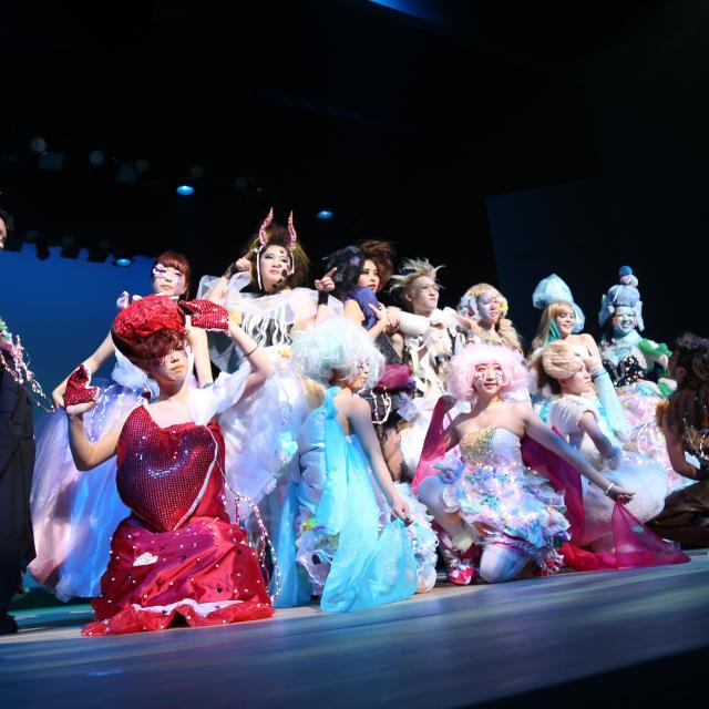 東京マックス美容専門学校 Hair & Make Show 20181