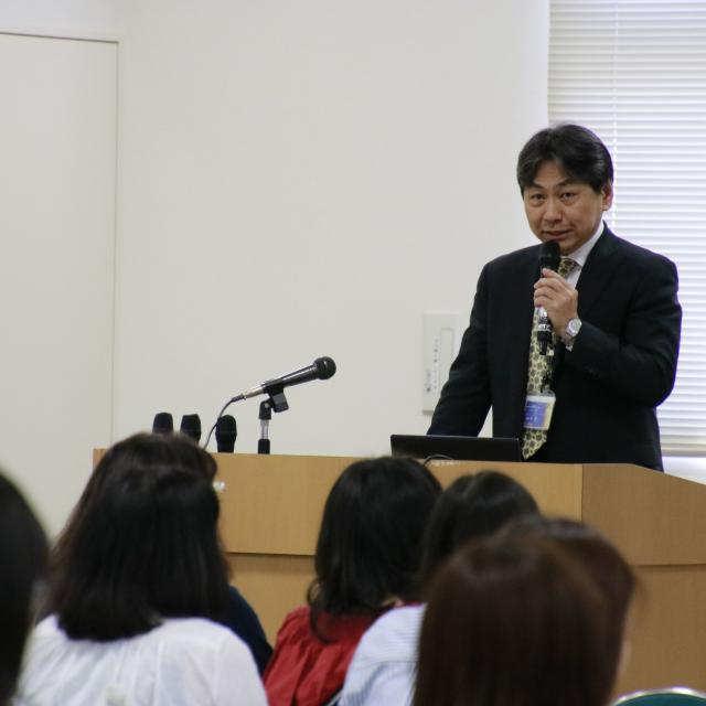 大阪樟蔭女子大学 保護者の知りたいことがいっぱい詰まったオープンキャンパス1