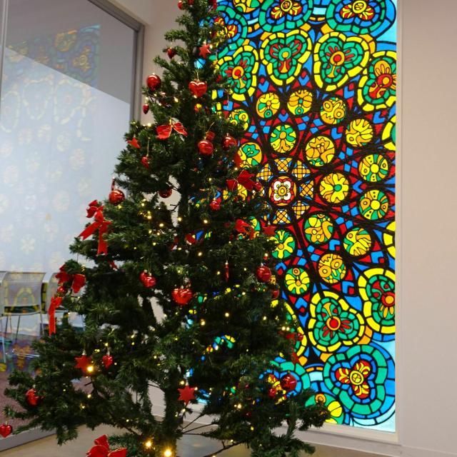 松山東雲短期大学 ☆彡クリスマス・オープンキャンパス ☆彡1