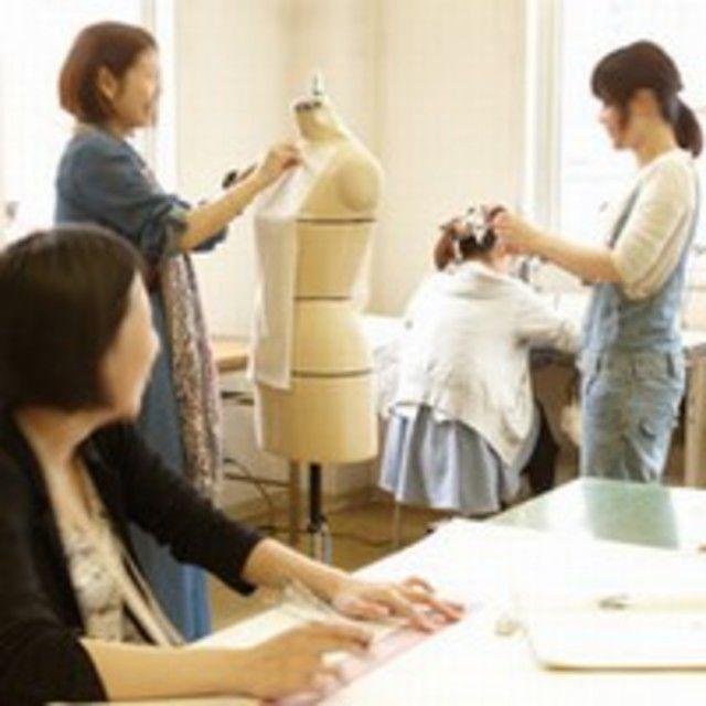 大阪ファッションアート専門学校 放課後☆彡OPEN CAMPUS ☆彡ファッションデザイン体験1