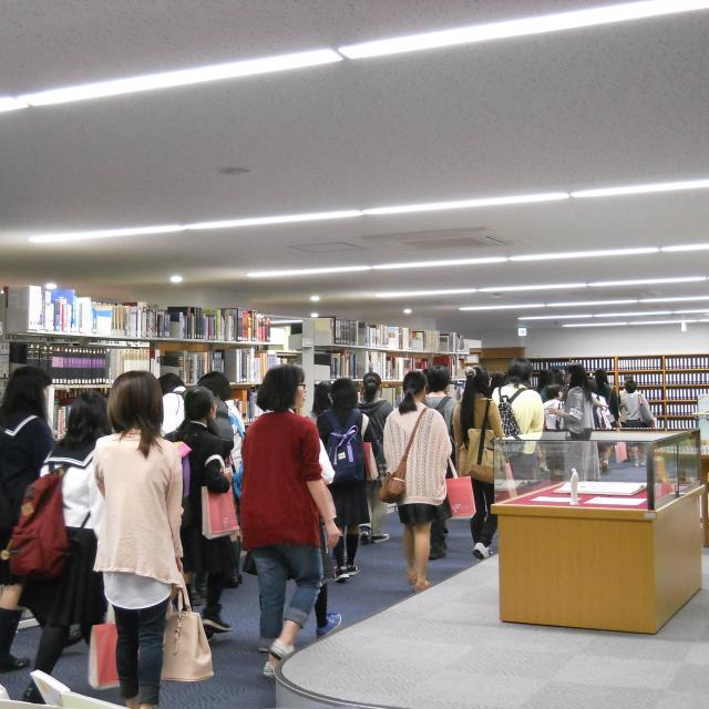 秋のオープンキャンパス【文学部:北16条キャンパス】
