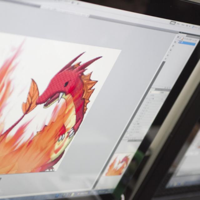 専門学校 札幌ビジュアルアーツ ゲームが好きなら仕事にしちゃおう!2