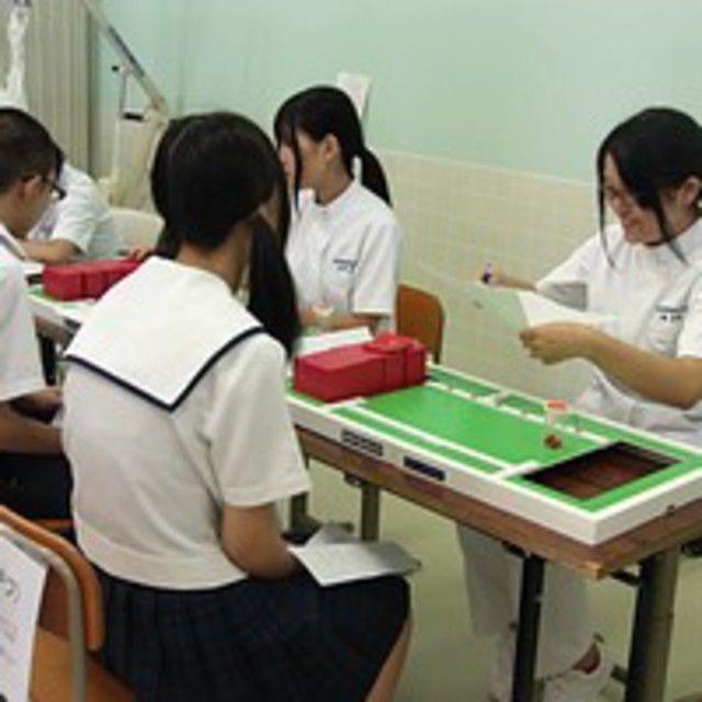 弘前医療福祉大学 未来を描ける自分になる めざせ作業療法士!3