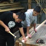 オープンキャンパス+木工体験の詳細