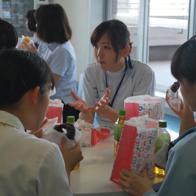 熊本駅前看護リハビリテーション学院 オープンキャンパス4