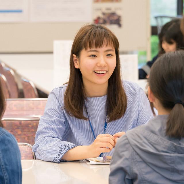 恵泉女学園大学 スプリングフォーラム同時開催!オープンキャンパス3
