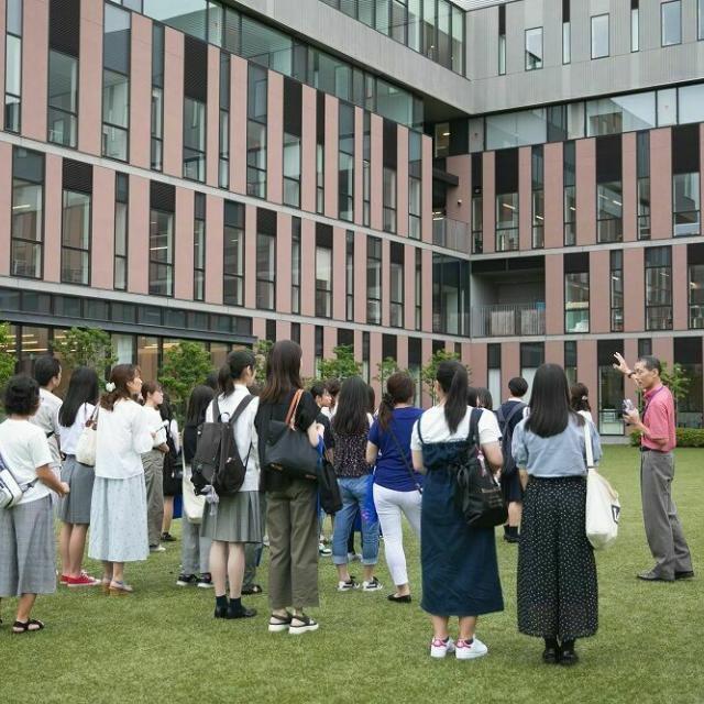 千葉経済大学短期大学部 2020オープンキャンパス4