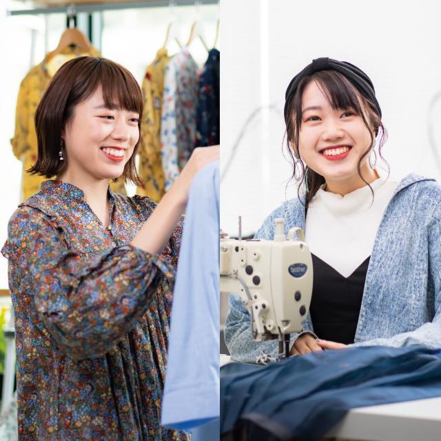 専門学校岡山ビジネスカレッジ ファッション学科オープンキャンパス1