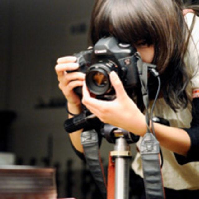 写真業界でプロになる★ 8月の体験入学