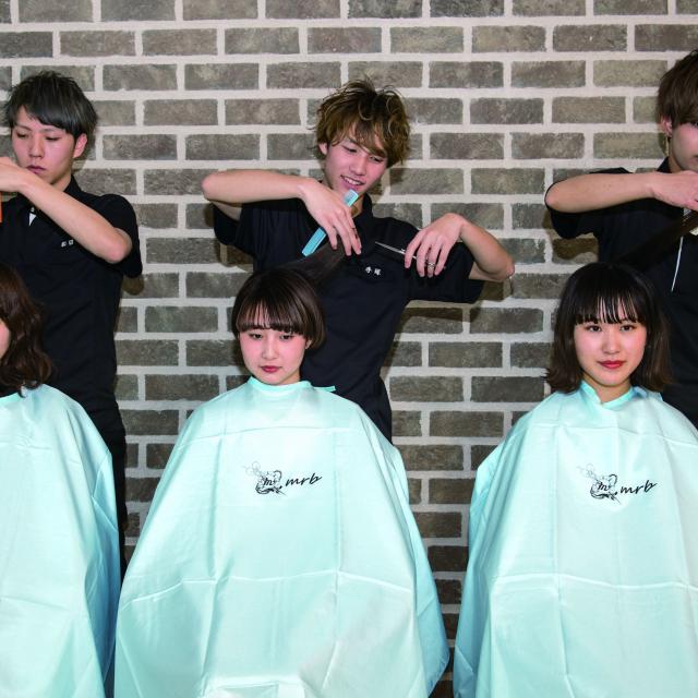 松本理容美容専門学校 マツビを知ろう いろいろな体験できます4