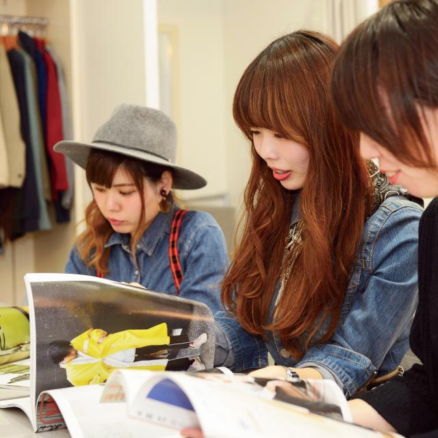専門学校 九州デザイナー学院 11月の体験入学(ファッション)2