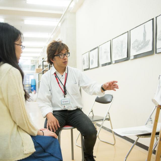 嵯峨美術短期大学 SAGABI オープンキャンパス20183
