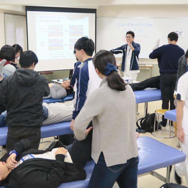 大阪医療福祉専門学校 オープンキャンパス4