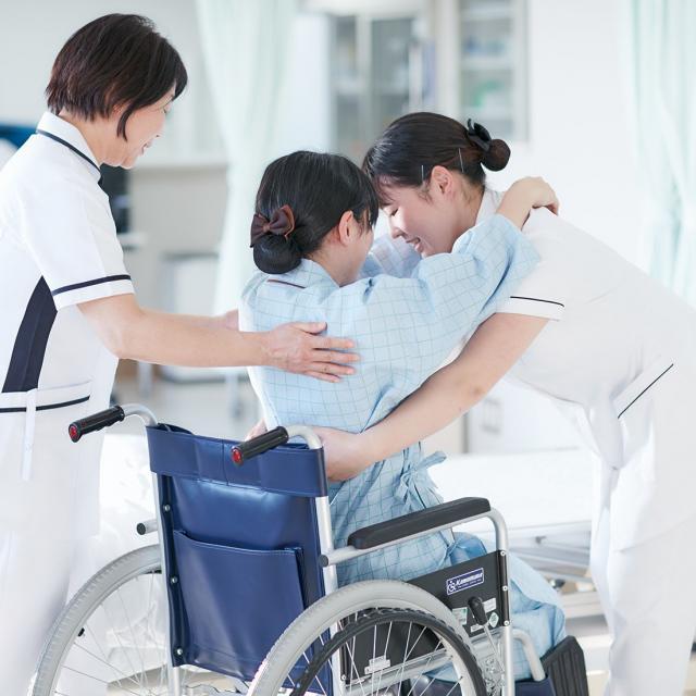 神奈川衛生学園専門学校 【看護学科】  学校説明会2