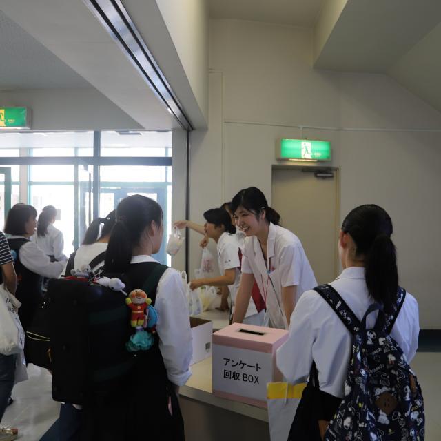 福岡医療短期大学 歯科衛生学科 オープンキャンパス2019 ★6月8日1