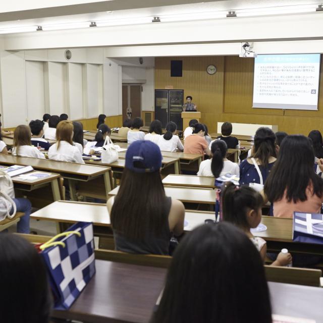 大阪夕陽丘学園短期大学 大阪夕陽丘学園短期大学「春のオープンキャンパス」を開催!2