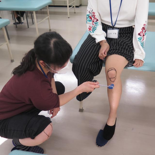 国際医学技術専門学校 理学療法学科の体験入学!!3