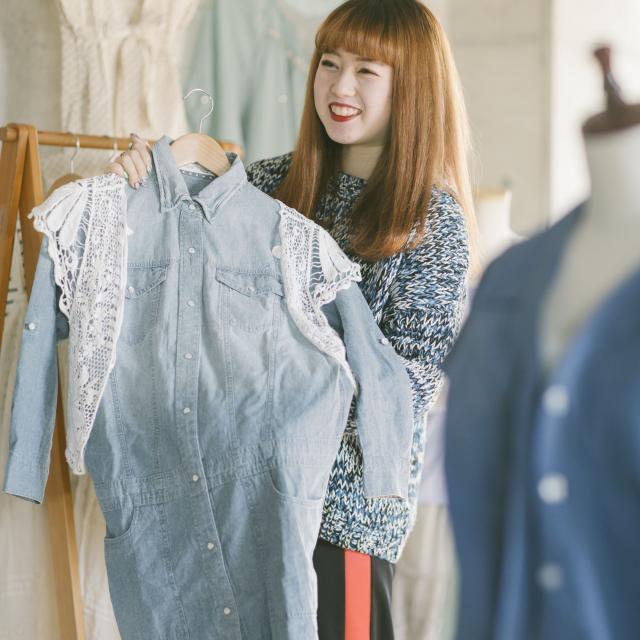 小井手ファッションビューティ専門学校 オープンキャンパスに参加して進路を見つけよう!2