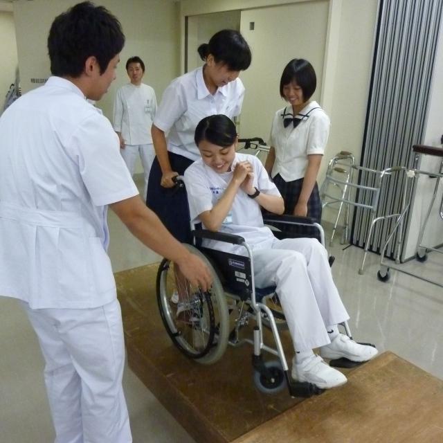 川崎リハビリテーション学院 オープンキャンパス