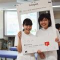 新宿医療専門学校 灸体験『目指せ50℃!~お灸をひねってみよう~』