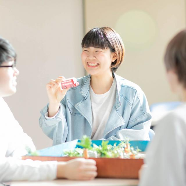新潟医療福祉カレッジ 【心理学】新潟駅チカ!ifではじめての心理学体験♪4