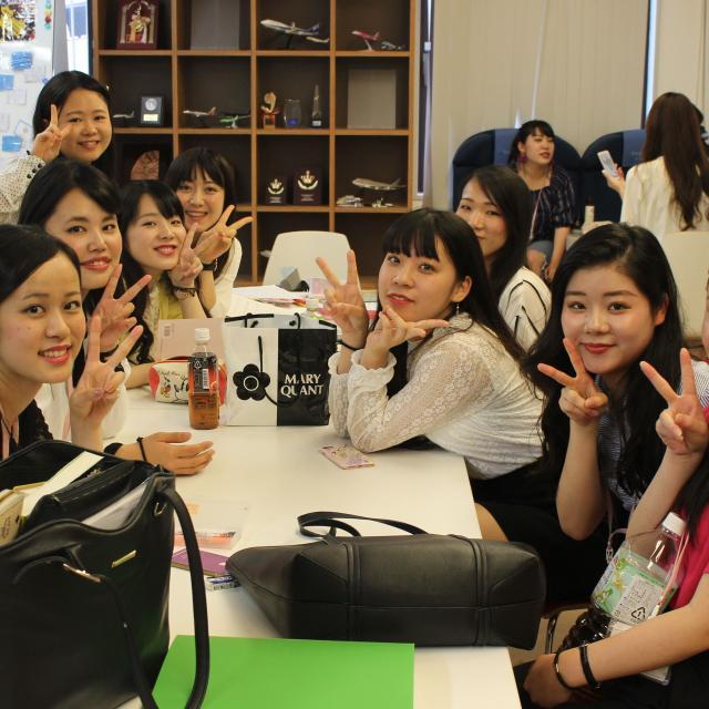 西日本アカデミー航空専門学校 エアライン業界を目指すあなたへ!空港見学もできるOC♪4