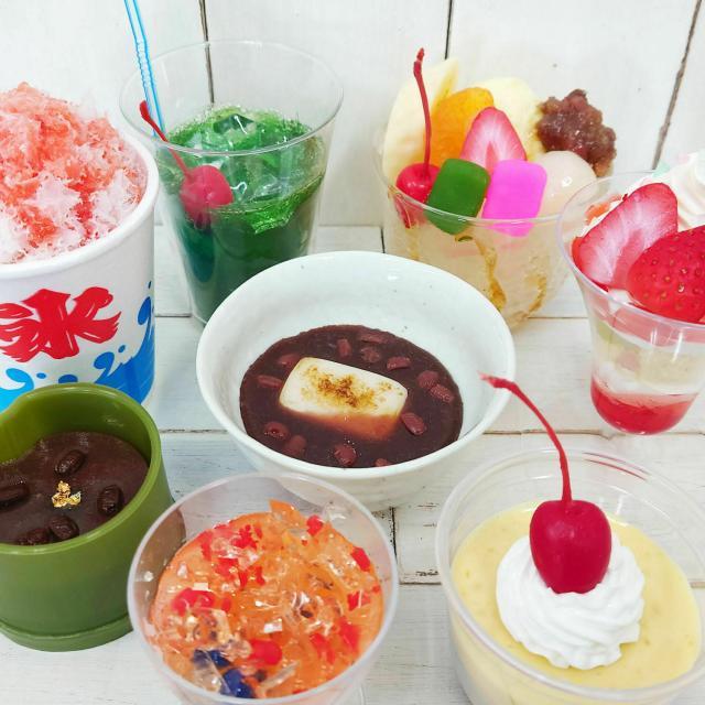 日本デザイン福祉専門学校 9/19(日)「食品サンプル体験」製菓デザイン講座2