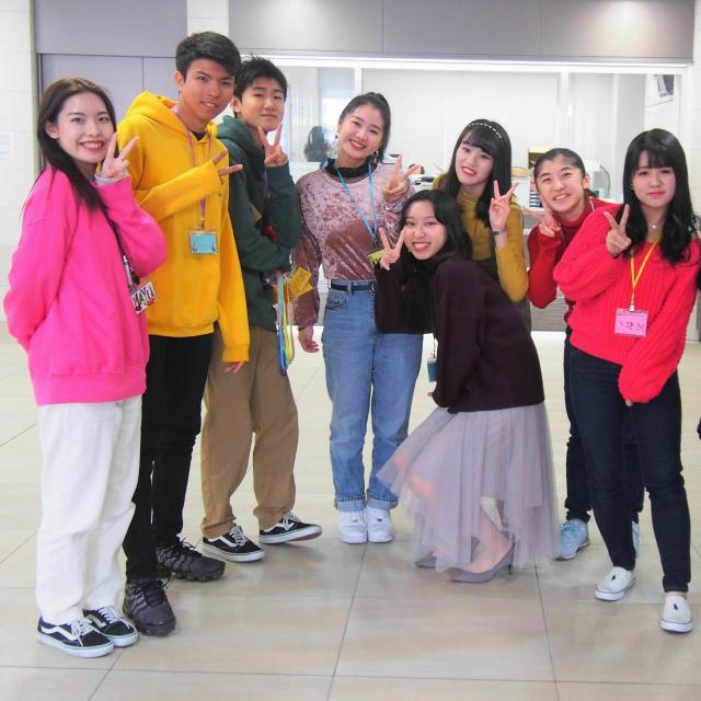 名古屋外語・ホテル・ブライダル専門学校 ネイティブスピーカーから生きた英語を学ぶ!~英語コース~3