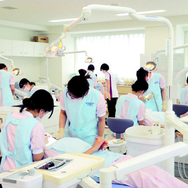 仙台保健福祉専門学校 歯科衛生科 オープンキャンパス【送迎バス運行】3