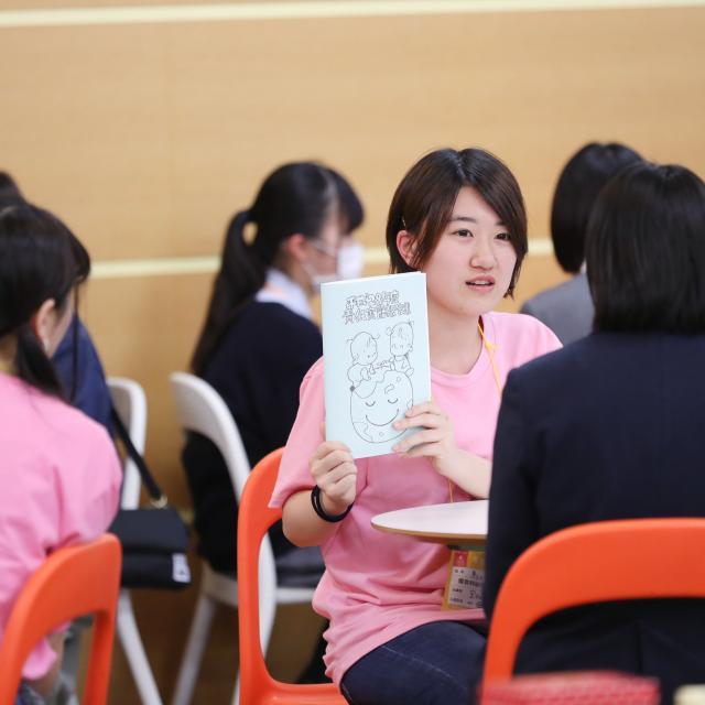 星美学園短期大学 保育の星美★7-8月夏休みスペシャルオープンキャンパス!4