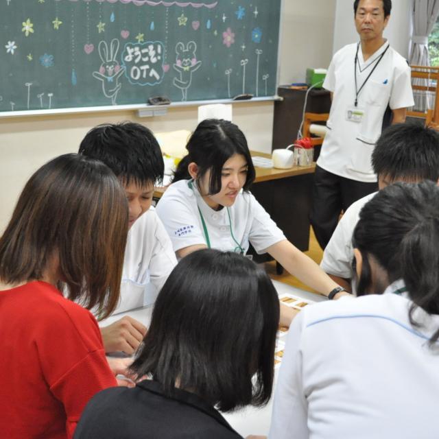 長崎医療技術専門学校 在校生が医技専と仕事の魅力について語る4