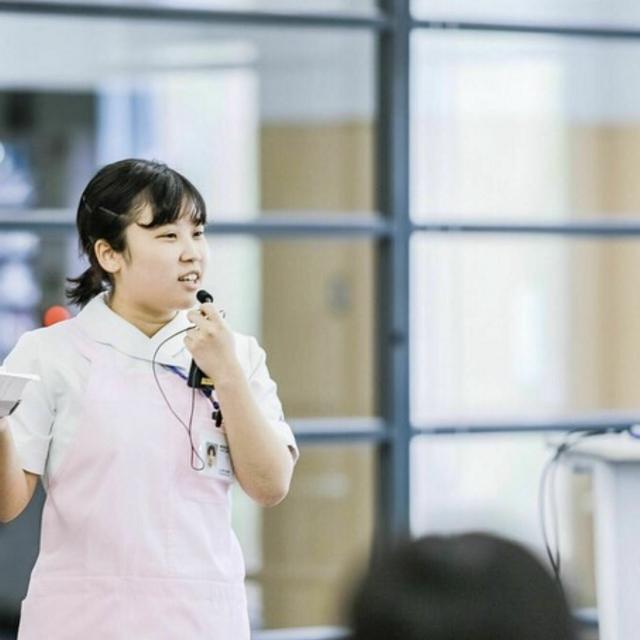 北海道医療大学歯学部附属歯科衛生士専門学校 オープンキャンパス4