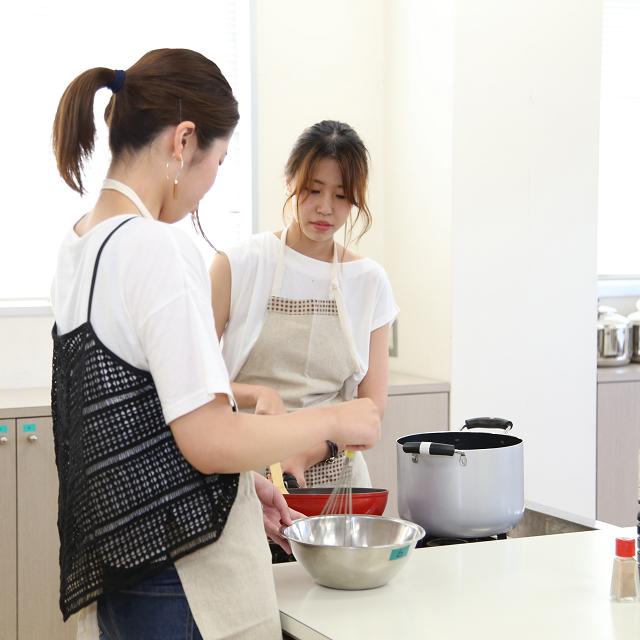 和歌山YMCA国際福祉専門学校 オープンキャンパス!【食事介助】~在校生とタコ焼きパーティ~1