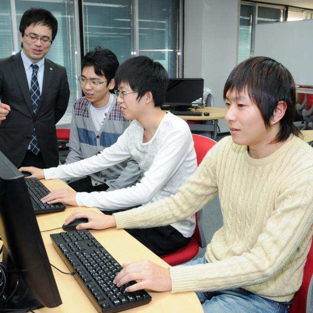 河原電子ビジネス専門学校 入学願書受付中!!進路の悩みはオープンキャンパスで解消♪2