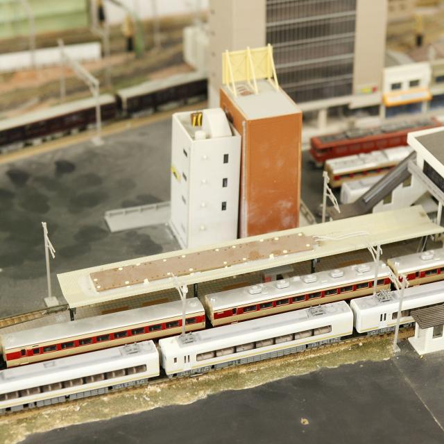 日本理工情報専門学校 体験イベント!「鉄道模型Nゲージ制御」2