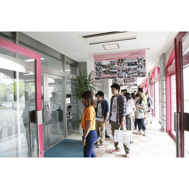 中部学院大学 未来へつながるオープンキャンパス+コピー1