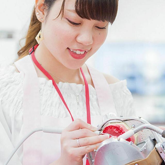 新東京歯科衛生士学校 【人数限定】歯科衛生士の仕事がわかる!歯石取り体験1