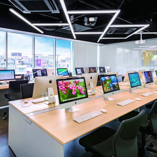沼津情報・ビジネス専門学校 CGデザイン科 オープンキャンパス3