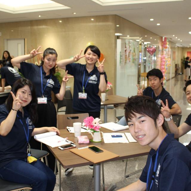 大原スポーツ公務員専門学校熊本校 体験授業&学校見学会2