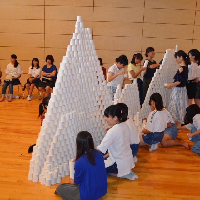 鎌倉女子大学 夏休みキャンパス体験会2